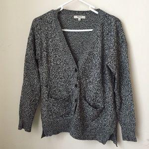 Soft Cotton Blend Madewell Cardigan